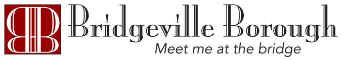 Bridgeville Borough