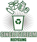 Bridgeville residents enjoy Single-Stream Recycling from Waste Management.