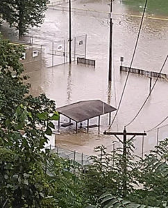 Chartiers Park Flood Recovery @ Chartiers Park   Bridgeville   Pennsylvania   United States